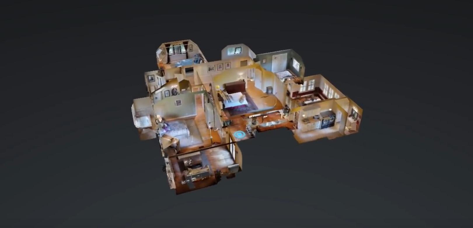Visite Virtuelle 3D vue ext