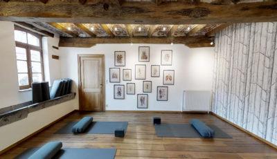 Salle de Yoga – Indrani Lodge 3D Model