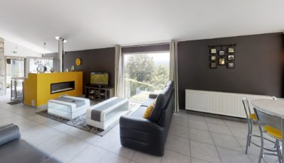 La Détente du Rocher – Maison de vacances de luxe – Ligneuville 3D Model