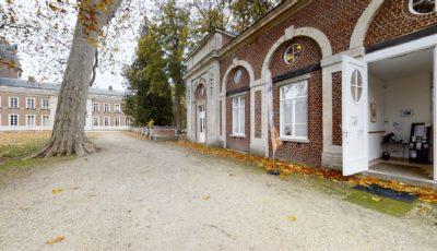 Protégé: Château d'Hélécine : Musée d'interprétation archéologique du Brabant Wallon 3D Model